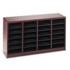 Safco Safco® E-Z Stor® Wood Literature Organizers SAF 9311MH