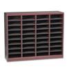 Safco Safco® E-Z Stor® Wood Literature Organizers SAF 9321MH