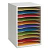 Safco Safco® Vertical Desktop Sorter SAF 9419GR