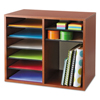 Safco Safco® Wood Adjustable Organizer SAF 9420CY