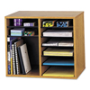 Safco Safco® Wood Adjustable Organizer SAF 9420MO