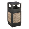 Safco Safco® Canmeleon™ Aggregate Panel Receptacles SAF9472NC
