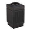 Safco Safco® Canmeleon™ Recessed Panel Receptacles SAF 9475BL