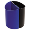 Safco-trash-receptacles: Safco® Desk-Side Recycling Receptacle