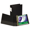 Samsill Samsill® Clean Touch® Antimicrobial Locking D-Ring Binder SAM 16360