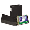 Samsill Samsill® Clean Touch® Antimicrobial Locking D-Ring Binder SAM 16390