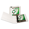 Samsill Samsill® Earth's Choice Biodegradable Angle-D Ring View Binder SAM 16997
