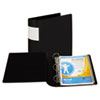 Samsill Samsill® Top Performance DXL™ Locking D-Ring Binder with Label Holder SAM 17680
