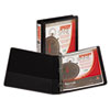Samsill Samsill® Speedy Spine™ Angle-D Ring View Binder SAM 19130C