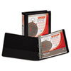 Samsill Samsill® Speedy Spine™ Angle-D Ring View Binder SAM 19150C