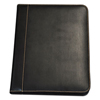 Samsill Samsill® Contrast Stitch Leather Padfolio SAM 71710