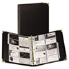 Samsill Samsill® Classic™ Vinyl Business Card Binder SAM 81080