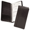 Samsill Samsill® Regal™ Leather Business Card File SAM81240