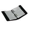 Samsill Samsill® Regal™ Leather Business Card Binder SAM81270