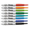 markers: Sharpie® Retractable Ultra Fine Tip Permanent Marker