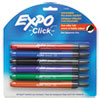 markers: EXPO® Click™ Dry Erase Marker