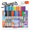 cleaning chemicals, brushes, hand wipers, sponges, squeegees: Sharpie® Ultra Fine Electro Pop Marker