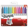 Sharpie Sharpie® Permanent Markers with Storage Case SAN 1983179