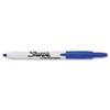 Sharpie Sharpie® Retractable Fine Tip Permanent Marker, 1 Dozen SAN 32703