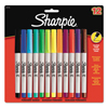 markers: Sharpie® Ultra Fine Tip Permanent Marker