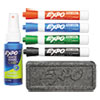 Sanford EXPO® Low-Odor Dry Erase Marker Starter Set SAN80653