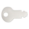 San-jamar-bathroom-tissue-dispensers: Replacement Key For Centerpull Towel Dispenser