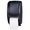 San-jamar-bathroom-tissue-dispensers: Duett Standard Toilet Tissue Dispenser