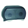 San-jamar-bathroom-tissue-dispensers: Twin Roll Jumbo Bath Tissue Dispenser