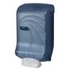 San Jamar Large Capacity Ultrafold™ Multifold/C-Fold Towel Dispenser SAN T1790TBL