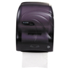 San Jamar Simplicity Mechanical Roll Towel Dispenser SAN T7090TBK
