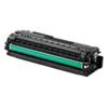 Samsung Samsung CLTC506S Toner, 1,500 page yield, Cyan SAS CLTC506S