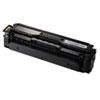 Samsung Samsung CLTK504S Toner, 2500 Page-Yield, Black SAS CLTK504S