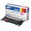 Samsung Samsung CLTM407S (CLT-M407S) Toner, 1,000 Page-Yield, Magenta SAS CLTM407S