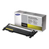 Samsung Samsung CLTY406S Toner, 1000 Page-Yield, Yellow SAS CLTY406S