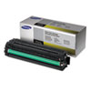 Samsung Samsung CLTY504S Toner, 1800 Page-Yield, Yellow SAS CLTY504S