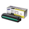 Samsung Samsung CLTY506S Toner, 1500 Page-Yield, Yellow SAS CLTY506S