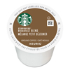 hot cocoa and drink mix: Starbucks® Breakfast Blend K-Cups®