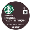 hot cocoa and drink mix: Starbucks® French Roast K-Cups®