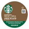 hot cocoa and drink mix: Starbucks® Pike Place Decaf Coffee K-Cups®