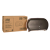 SCA Tissue Tork® Twin Jumbo Roll Bath Tissue Dispenser SCA 56TR