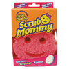 Sponges and Scrubs: Scrub Daddy® Scrub Mommy® Dual-Sided Sponge