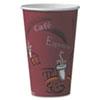 Solo Solo Paper Hot Drink Cups in Bistro™ Design SCC316SI