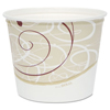 Solo Solo Symphony® Grease Resistant Double Wrapped Paper Buckets SCC 5T1GRSYM