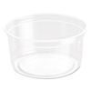 plastic containers: Dart® Bare® Eco-Forward® RPET Deli Containers