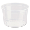 Carryout Containers Plastic Containers: Solo Bare™ Eco-Forward™ RPET Deli Containers