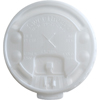 Solo SOLO® Lift Back & Lock Tab Cup Lids For Trophy® Foam Hot/Cold Cups SLO LX2SBR