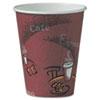 Solo Solo Paper Hot Drink Cups in Bistro® Design SCC OF8BI0041