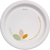 Solo Solo Bare™ Paper Plate Clay Coat SCC OFMP6