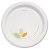 disposable dinnerware: Solo Bare® Paper Plates