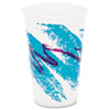 Solo Solo Jazz® Waxed Paper Cold Cups SCC RW16J